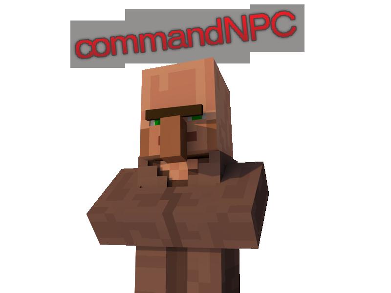 Overview - CommandNPC - Bukkit Plugins - Projects - Bukkit