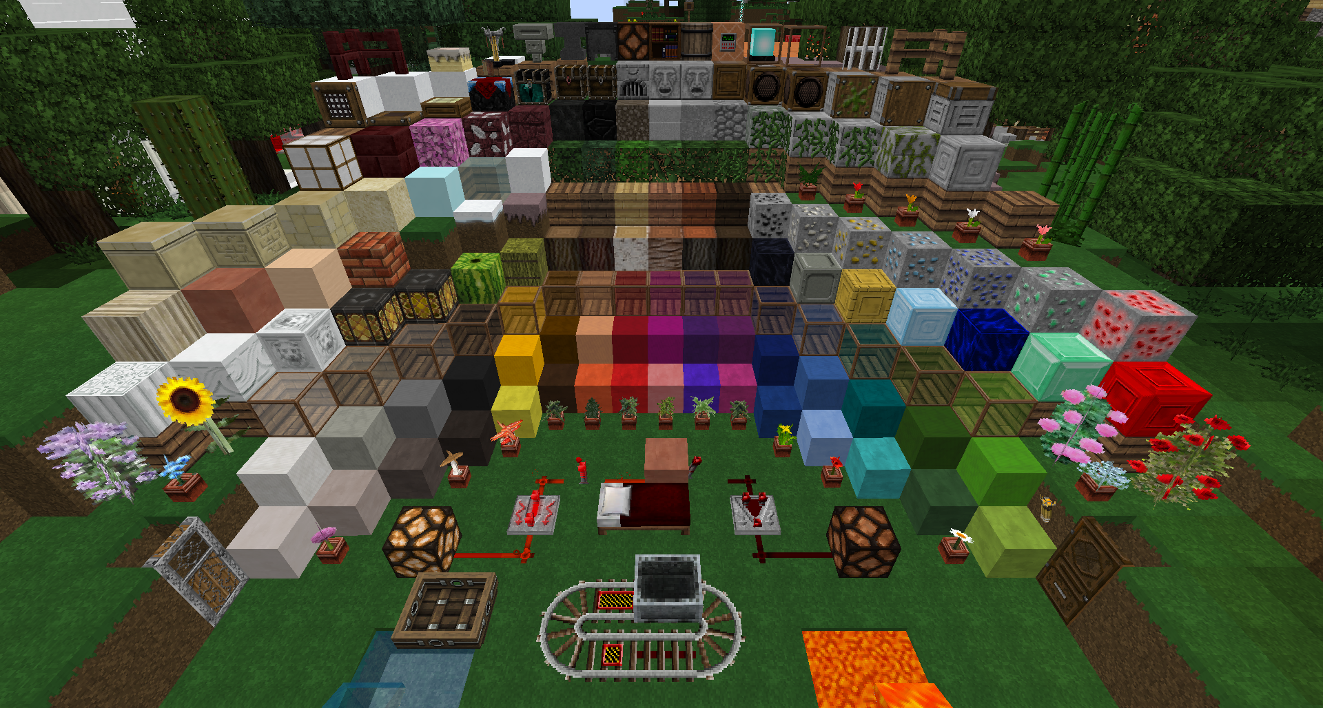 Overview - evenTime x32 Resource Pack - Texture Packs ...