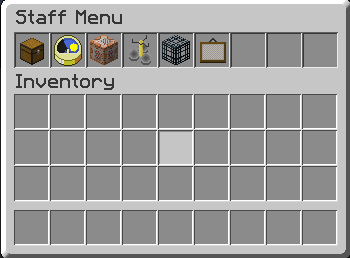Overview StaffMenu GUI MENU Bukkit Plugins Projects Bukkit - Minecraft bukkit spieler entbannen