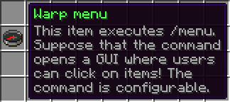 Overview Custom Join Items Bukkit Plugins Projects Bukkit - Minecraft bungeecord server erstellen
