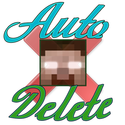 Overview - Auto Delete - Bukkit Plugins - Projects - Bukkit