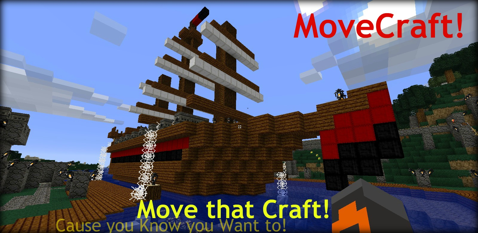 Overview - Movecraft - Bukkit Plugins - Projects - Bukkit