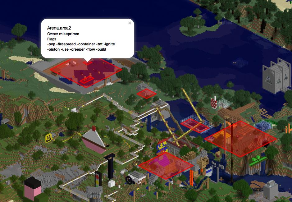 Overview - dynmap-residence - Bukkit Plugins - Projects - Bukkit