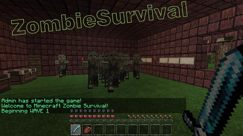 Overview ZombieSurvival Bukkit Plugins Projects Bukkit - Minecraft zombie spiele kostenlos
