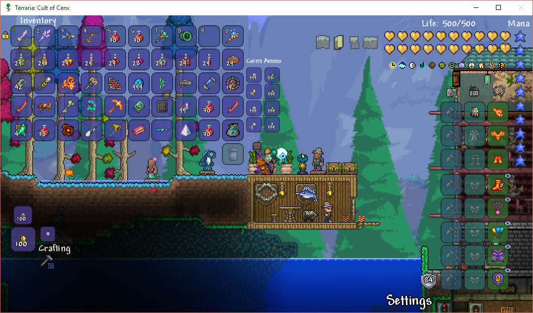Files Op Player Maps Projects Terraria Curseforge