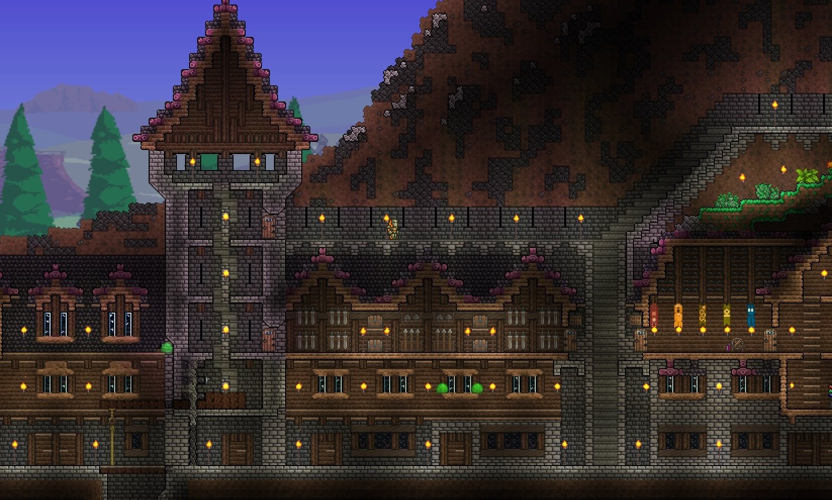 Overview Adams Castletown Maps Projects Terraria