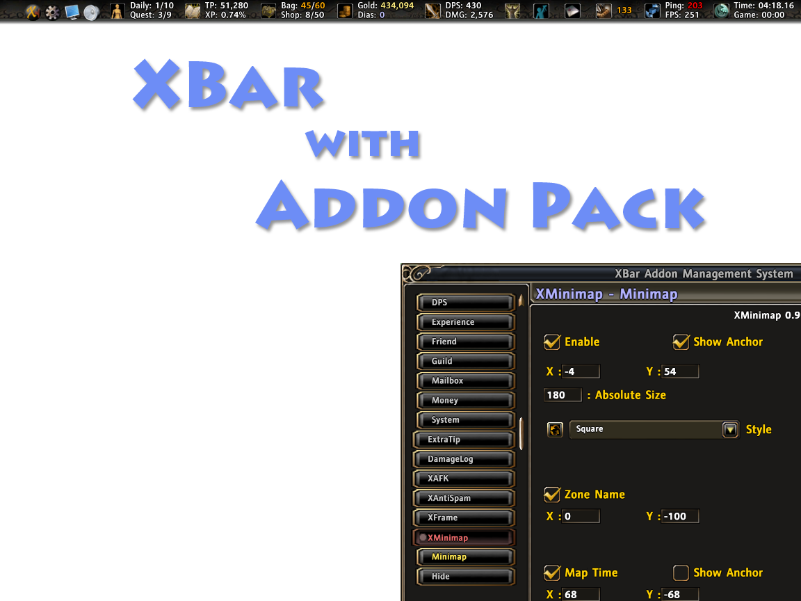 how to use curse addons