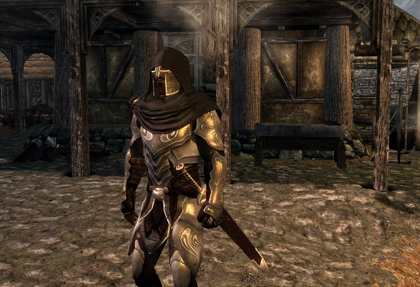 overview lord armor mods projects skyrimforge