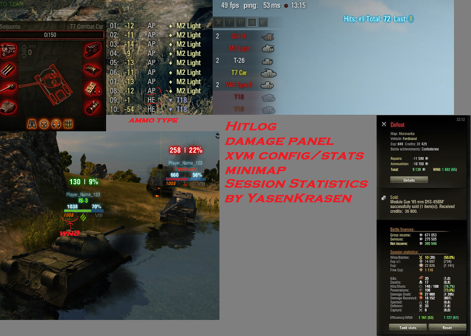 how to download xvm for world of tanks