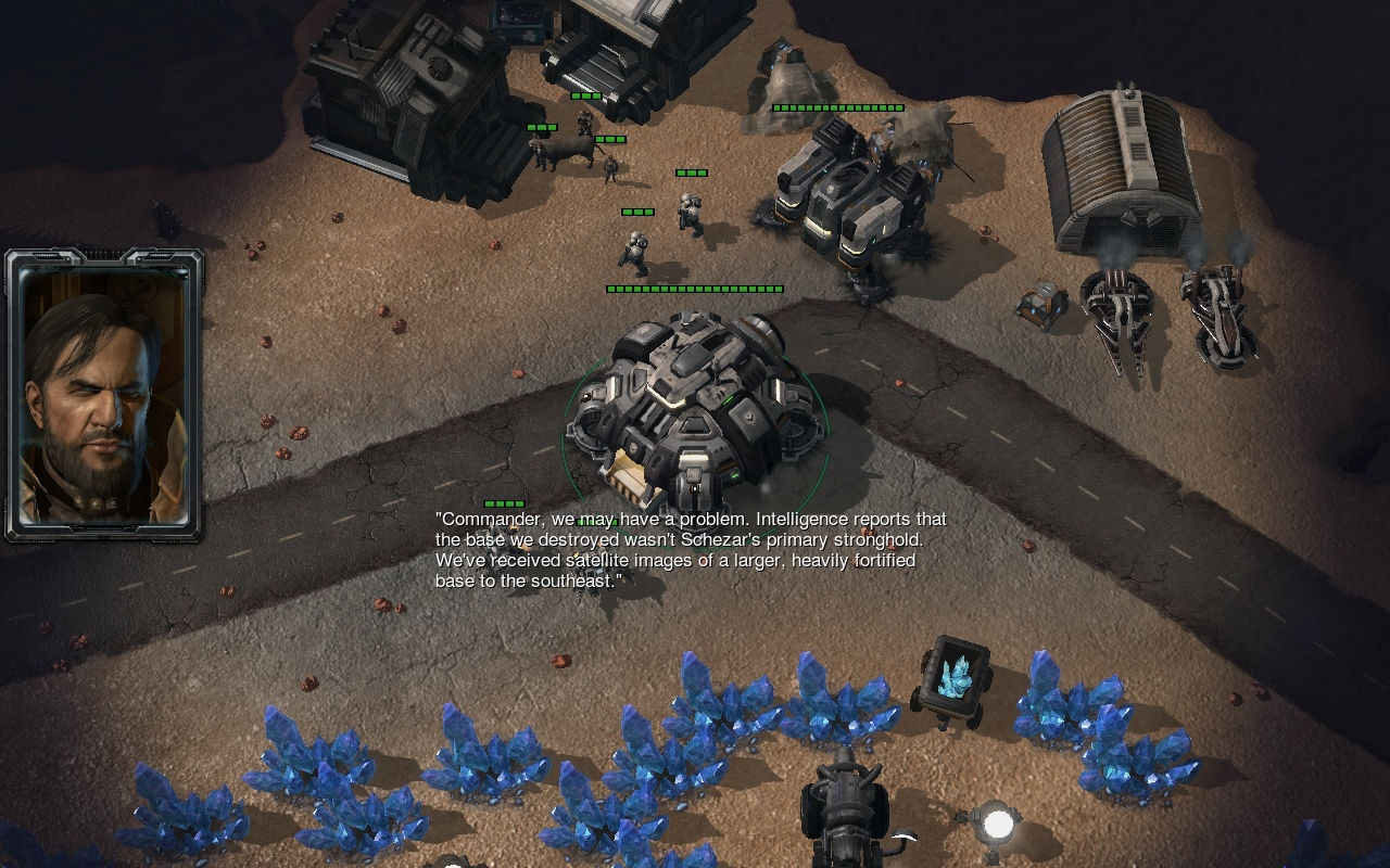 Overview - Starcraft Campaign Enslavers Remake - Maps - Projects -  SC2Mapster