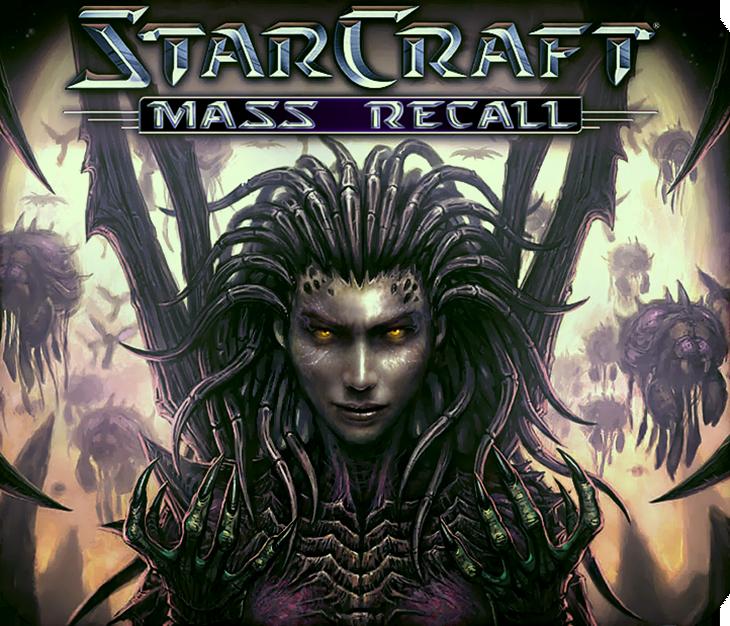 Starcraft Mass Recall v7 0 - Files - Starcraft: Mass Recall