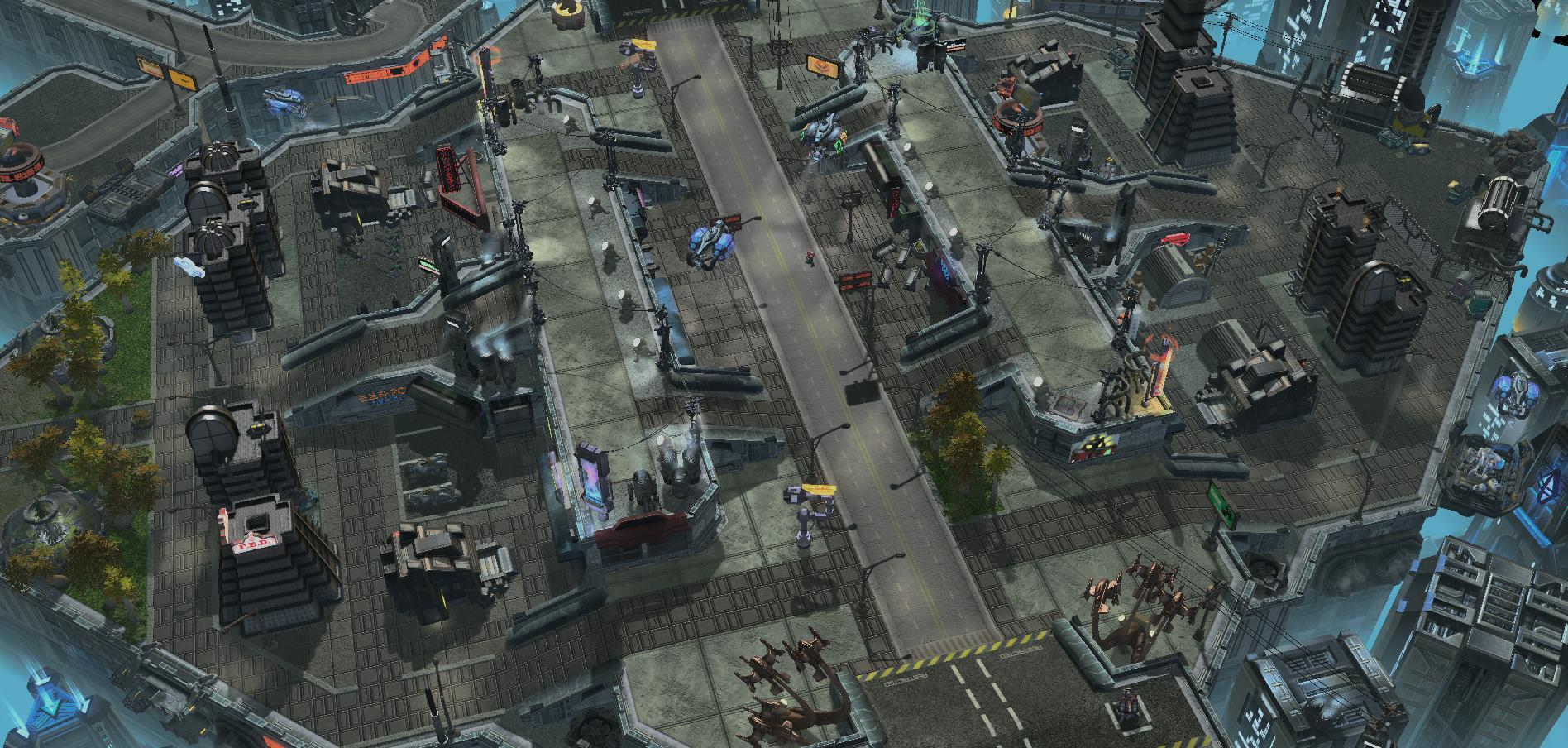 Overview - Template Maps - Maps - Projects - SC2Mapster