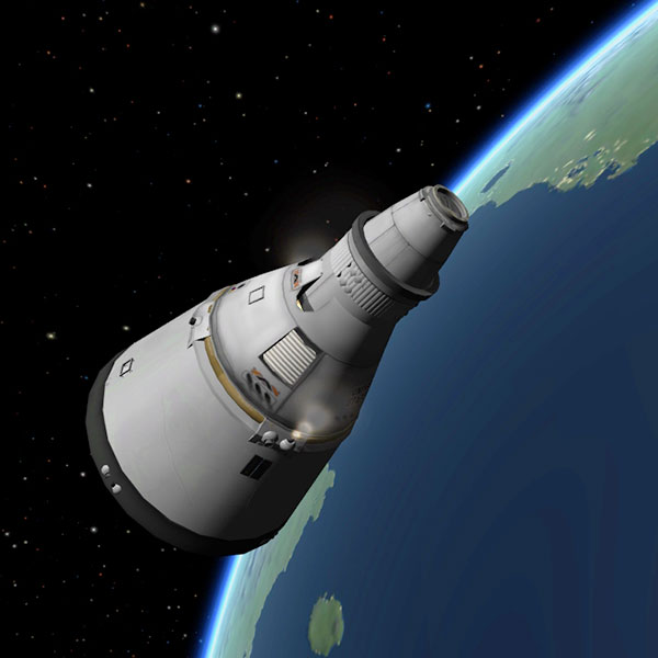 Gemini Space Program >> Overview Realistic Gemini Program Shareables Projects Kerbal