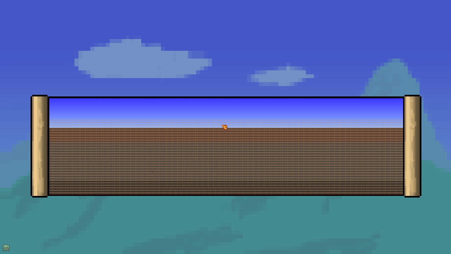Overview Boss World Arena Maps Projects Terraria