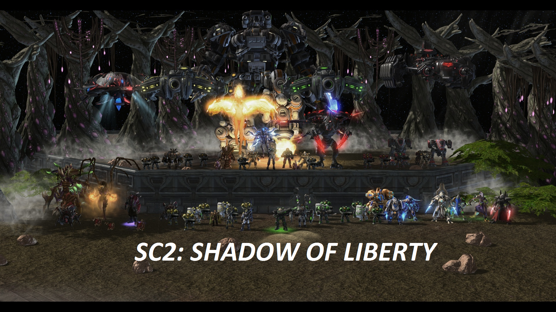 Overview - [Campaign] Starcraft 2: Shadow of Liberty - Maps