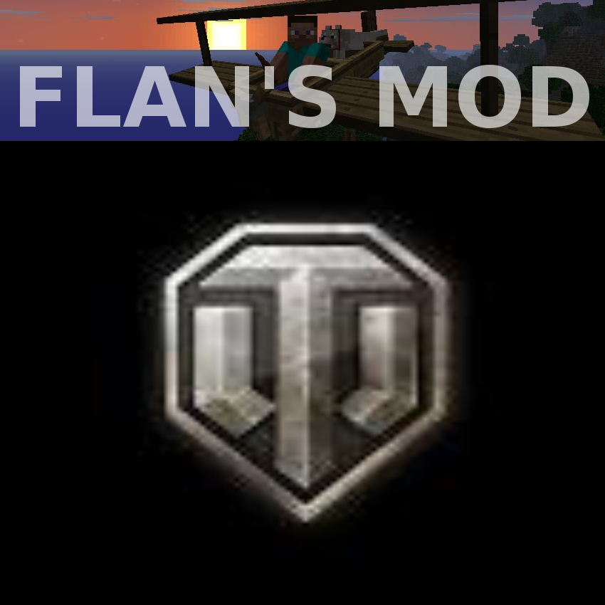 flans mod пак world of tanks