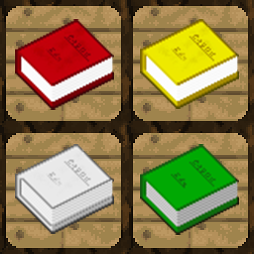 Overview - Colored books - Texture Packs - Projects - Minecraft ...