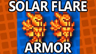 Overview Solar Flare Armour Maps Projects Terraria Curseforge