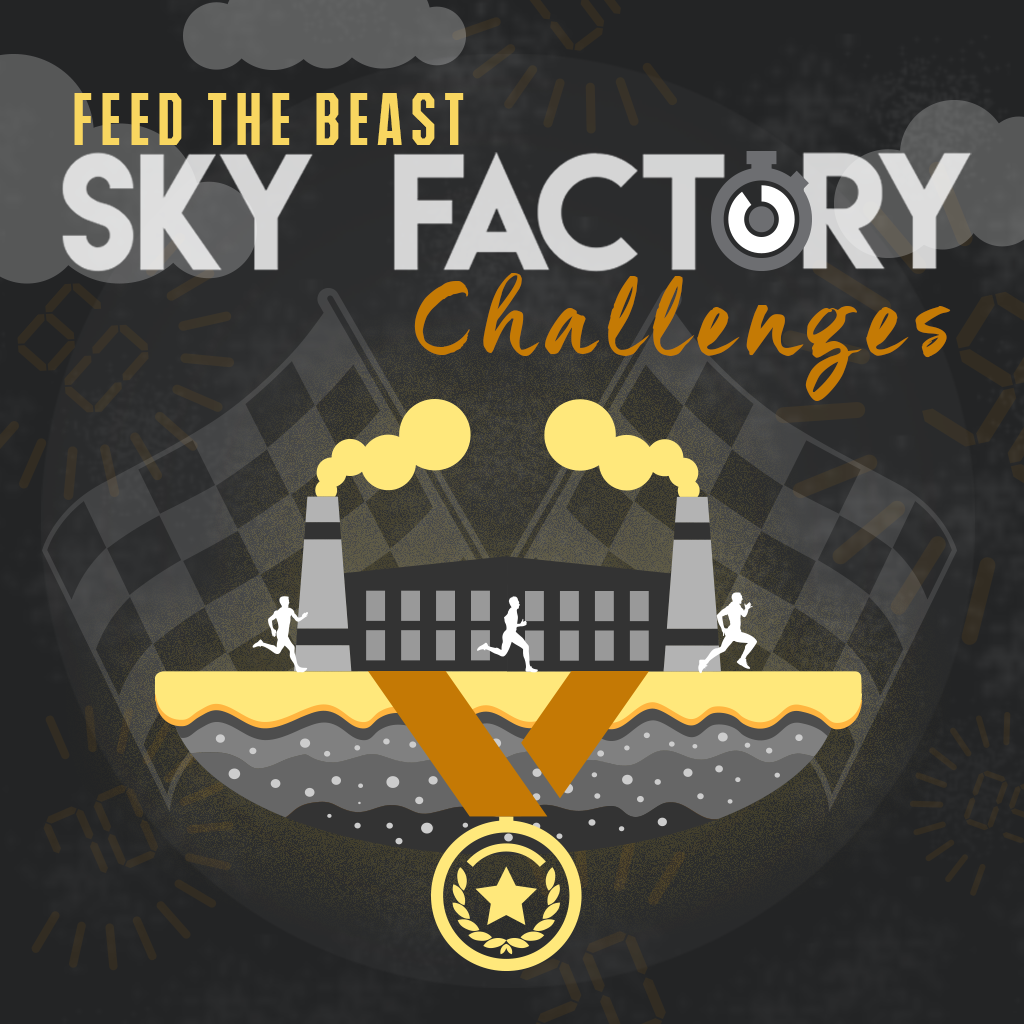 Overview - FTB Skyfactory Challenges - Modpacks - Projects - Feed