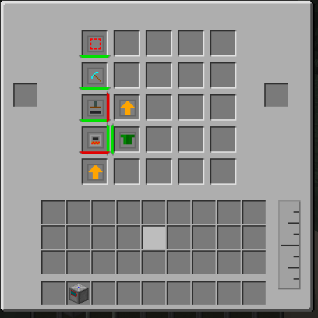 Overview - Modular Machine Frame - Mods - Projects - Minecraft ...