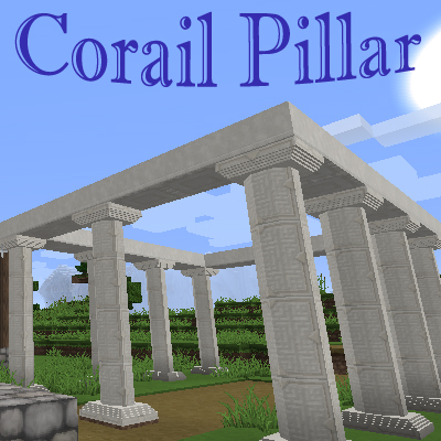 Overview Corail Pillar Mods Projects Minecraft