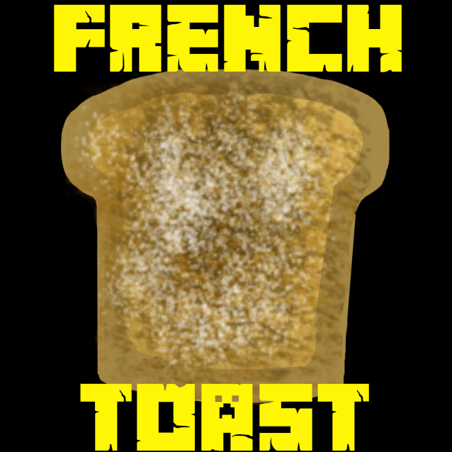 how to make french toast minecraft