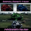 "Rheinmetall Skorpion G ""blue"", ""poison green"" & ""neon orange"""
