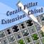 Corail Pillar - Extension Chisel