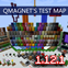 QMAGNET's Test Map for Resource Packs and Map Makers