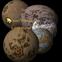 Dwarf Planets Plus