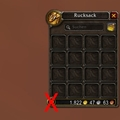 Hide Increase Backpack Button
