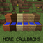 More Cauldrons