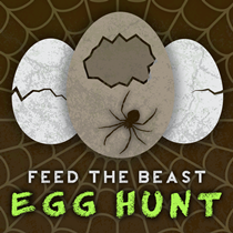 Feed The Beast - Egg Hunt