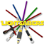 Glowing Lightsabers in 3D