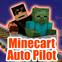 Minecart Auto Pilot System Datapack