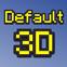Default 3D [16x]