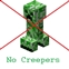 No Creepers