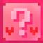 Lucky Block Pink