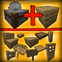 Stonecutter cuts wood [DATA PACK]
