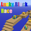 Lucky Block race in 1.8 with three lucky blocks!!! Also my first map!!!!!!