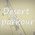 Desert parkour