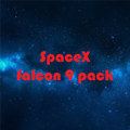 SpaceX Falcon 9 Pack
