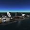 "Bardge Landing Path ""Drone ship"""