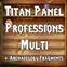Titan Panel [Professions] Multi