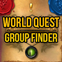 World Quest Group Finder