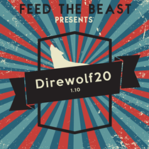 FTB Presents Direwolf20 1.10
