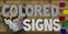 ColoredSigns 2.0