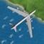 Realistic X15 space plane