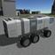 Feline Utility Rovers