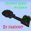 Modded Quest Sky block Map